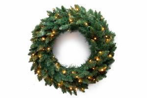 wreath  pre light  LED Omdoos - Carton