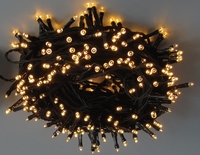 Kerstverlichting 360 LED Stringlight Ip 20 indoor use 230 V per stuk