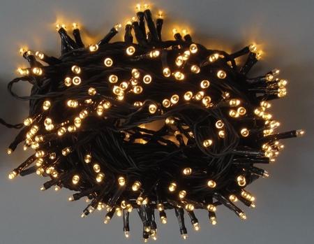 Kerstverlichting 480 LED Stringlight Ip 20 indoor use 230 V