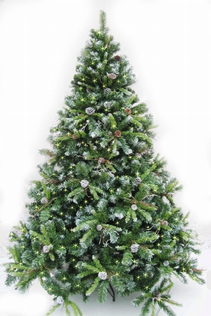 Artificial Christmastree Greenland 150 cm 200 lamps