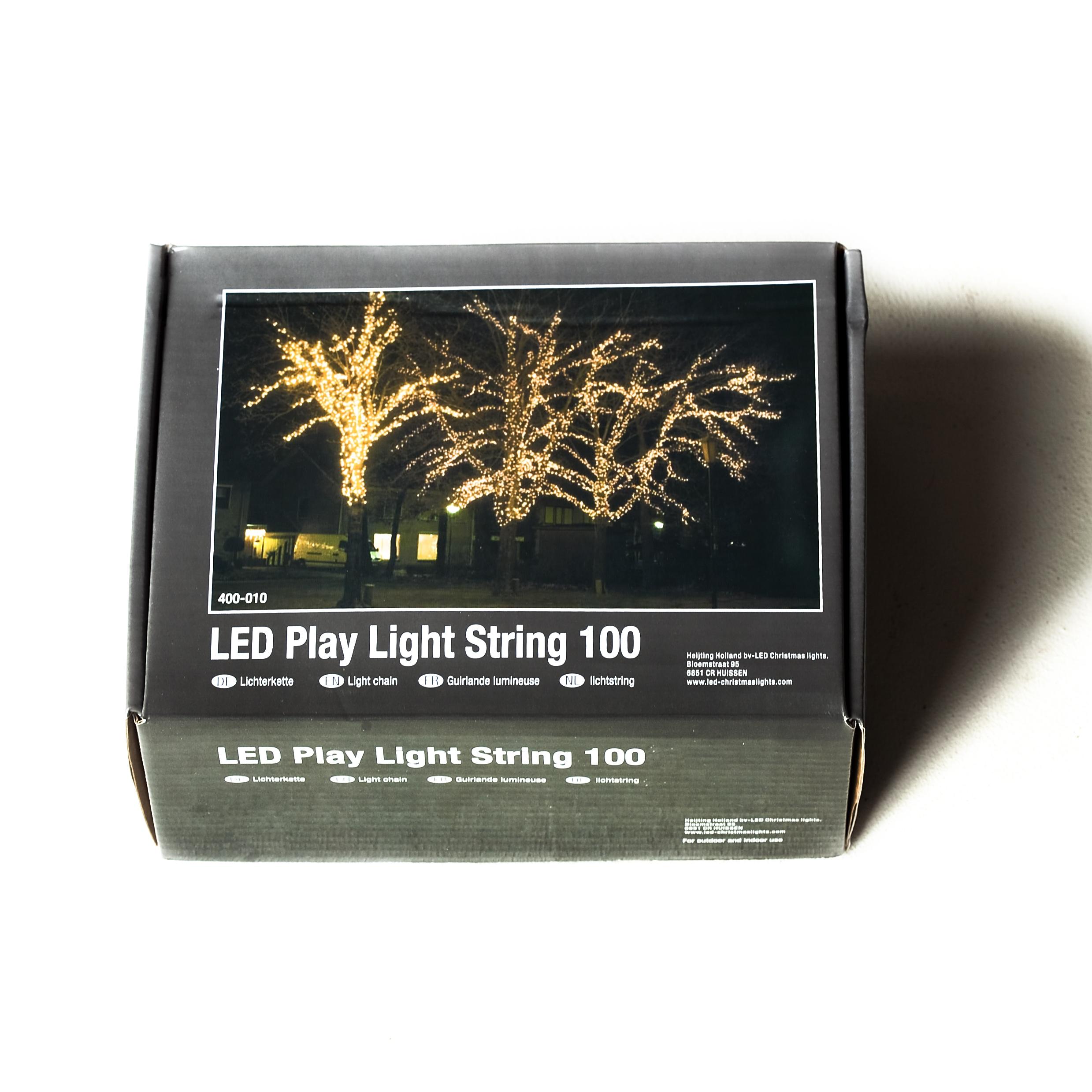 10 set Batterij LED30 LED 3 meter indoor Transparant